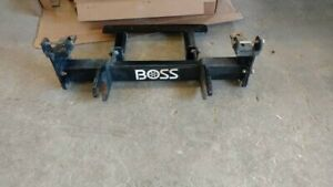 Boss plow mount Ford F-150 2004-2008