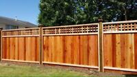 Abby fence contracting installation