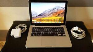 Late 2011 Macbook Pro 13-inch 2.4GHz i5/8GB RAM/500GB HDD