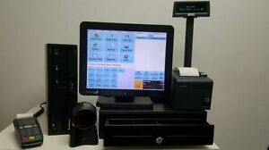 Selling POS systems integrated with security cameras
