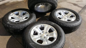 New Truck / SUV Tires  265/65R18