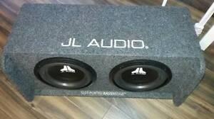 "JL 10"" W3v0 Series - Dual Sub-woofer"
