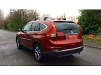 Honda CR-V 2.2 i-DTEC EX 5dr (red) 2013
