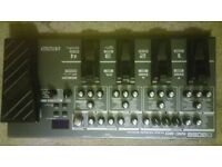 boss me80 effects pedal like new