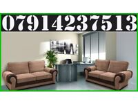 THIS WEEK SPECIAL OFFER BRAND NEW TANGEANT 3 + 2 OR CORNER SOFA 5896