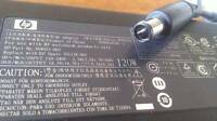 Genuine HP laptop power adapter 18.5V 6.5A 120W