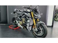 Ducati Streetfighter V4S in Stealth Black. Brand New, Available Immediately!