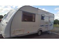 Adria 532 4berth 2005 caravan excellent condition
