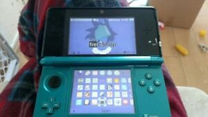 Modded 3DS for sale!