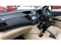 HONDA CR-V 2.0 i-VTEC EX 5dr (grey) 2013