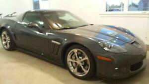 WOW 2010 CORVETTE GRAND SPORT ONLY 11000KM MINT MINT