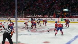 Habs Canadiens Prestige Centre 112 DD tickets / billets