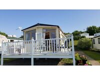ABI St David luxury prestige caravan in Craig Tara Holiday park