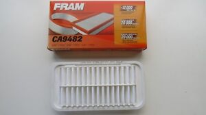 Toyota Scion Pontiac 2003-2016 Fram Air Filter 178010D020