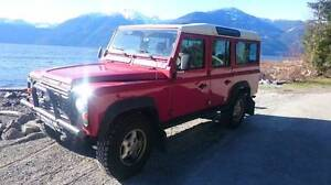 1995 Land Rover Defender LHD - 9 Seater