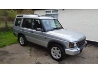 Land Rover Discovery 2 TD5 Automatic