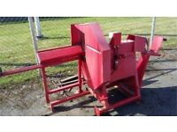 WANTED - WOOD / LOG PROCESSOR OR SAW (PTO DRIVEN)