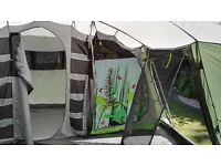 Outwell Vermont Tent - Kids Bedroom