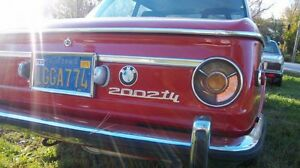 Looking for a 1972-1973 BMW 2002 Tii or Ti