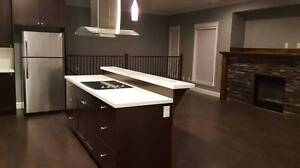 Beautiful open concept house for rent - Top floor Prince George British Columbia image 1