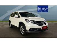 HONDA CR-V 2.0 i-VTEC SE 5dr Auto (white) 2014