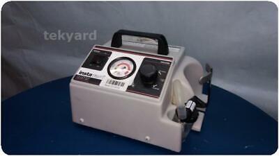 Aeros Instavac Ii 2600 Portable Aspirator Suction Pump 211410