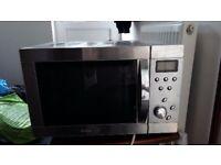 Microwave (needs fixing) - free