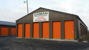 Fully Secure Storage Located Right in Napanee
