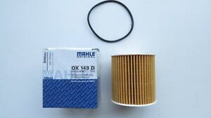 Volvo 1998-2012 MAHLE ORIGINAL Oil Filter OX149D