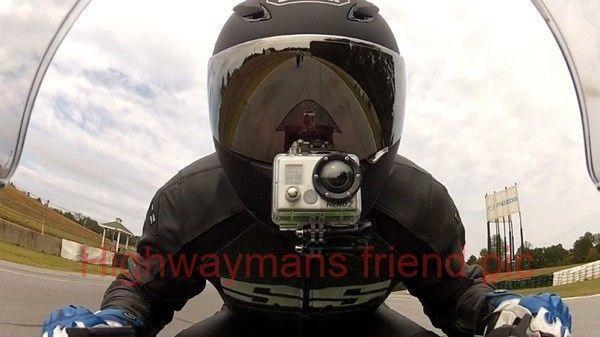 Genuine Gopro Helmet Front chin mount Hero 7,6,5,4,3,2,1 with allen wrench