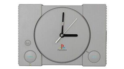 PlayStation Wall Clock PS1 Japan Brand New