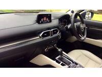 MAZDA CX-5 2.2d Sport Nav 5dr Auto (grey) 2017