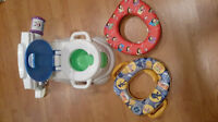 Fisher Price Musical Potty / Baby Toilet Seat (+Bonus Items)