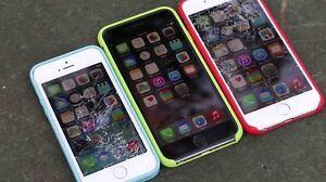 iPhone 4, 4S, 5, 5S, 6, 6P, iPad, Samsung, HTC, LG, Blackberry