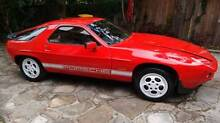 1982 Porsche 928 Coupe Hornsby Hornsby Area Preview