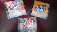 The Sims + Expansion Packs