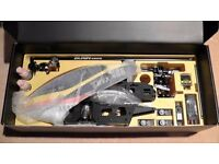 Align trex 450 pro RC helicopter including brand new carry case