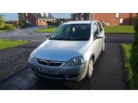 2004 Vauxhall Corsa Design 1.0 - 5dr * price reduced*