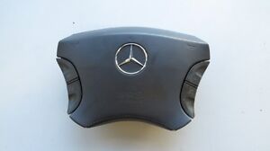 Mercedes-Benz W220 W215 Steering Wheel Air Bag Driver Side W/ Sw