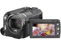 JVC GZ-MG575 Everio G Camcorder Video Camera Boxed As New