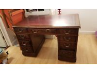 Antique Writing Desk. Good Condition. Can deliver. OTO