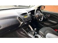 HYUNDAI IX35 1.6 GDI S 5dr 2WD (white) 2014