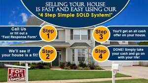 ***{{ Sell Your Mississauga House for CASH!! }}***