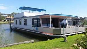 Houseboat Cruis-aholic Mannum Mid Murray Preview