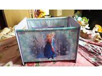 frozen toy storage box