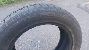 Winter tires almost new 205/55 R16 great condition