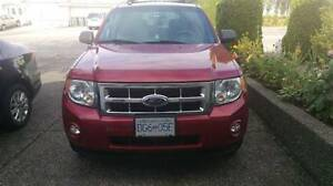 Clean Car FORD ESCAPE 2009 for sale - $7400