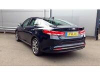 KIA OPTIMA 1.7 CRDi ISG 4 4dr DCT (blue) 2016