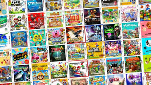 Any 3ds games you want! $40