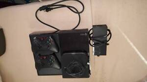 Xbox 1 FS with 2 controllers and 15 games